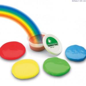 Rainbow Putty Firm Blue (57g)