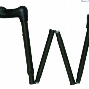 Arthritis Grip Cane - Folding, adjustable