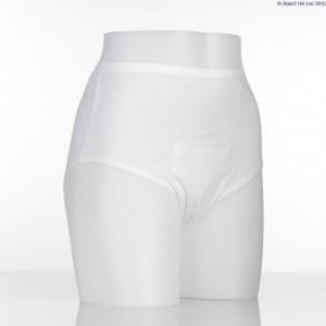 Vida Washable Pouch Pants - Female