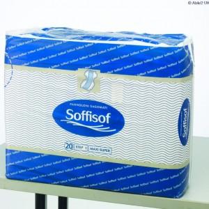 Soffisof Shaped Maxi - 4 x 20