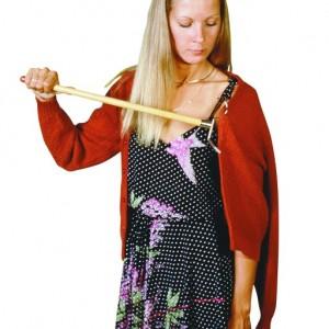 "Dressing Stick - 460mm (18"")"