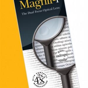 Dual Focus Magnifier - Large